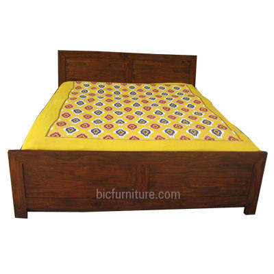 Wooden Bed (2)