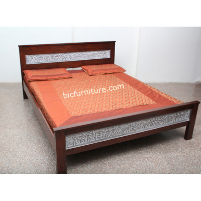 Wooden Bed (5)