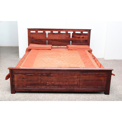 Wooden Beds (3)