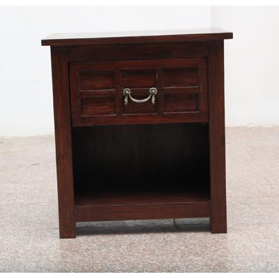 Wooden Bedside Cabinet (3)