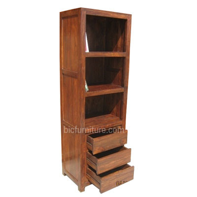 Wooden Bookshelves (2)