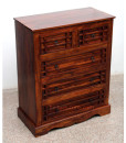 Wooden Chest of Drawers (1)