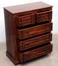 Wooden Chest of Drawers (2)