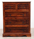 Wooden Chest of Drawers (4)