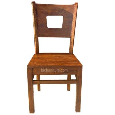 Merveilleux Wooden Dining Chair.