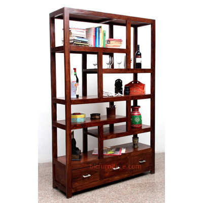 Wooden Display Cabinet (1)