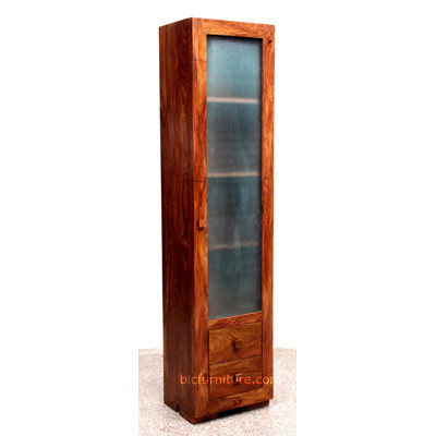 Wooden Display Cabinet (2)