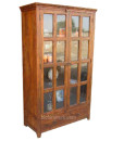 Wooden Display Cabinet..