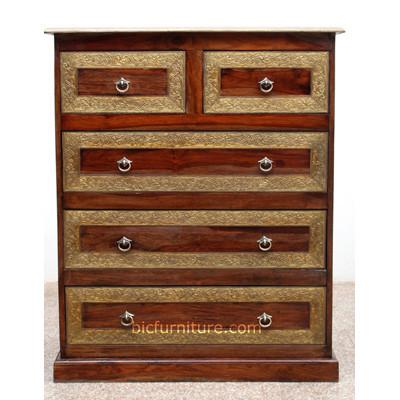 Wooden Dresser (1)