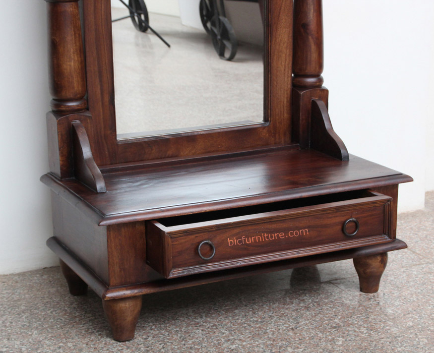 Wooden Dressing Table Crowdbuild For