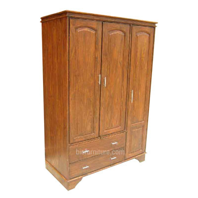Wooden Wardrobes (2)