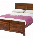Wooden Bedroom Set (2)