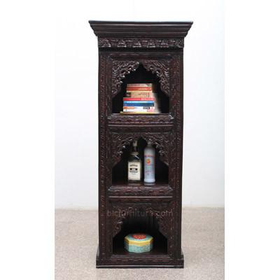 Wooden Bookshelf (3)