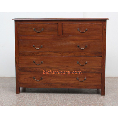 Wooden Chest of Drawer (1)