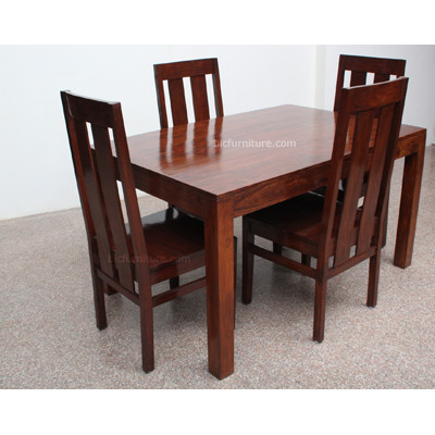 Wooden Dining Set (1)