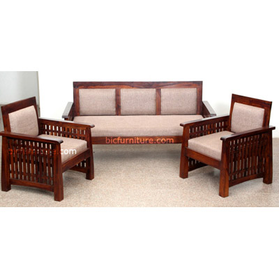 Indian Sofa Stylish Sofa Set For Indian Homes In Pure Wood