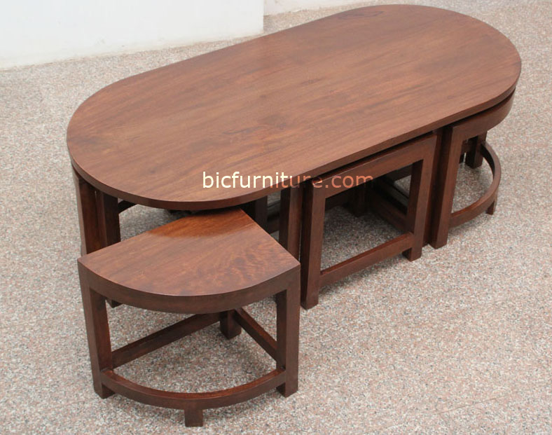 Space saving dining tables crowdbuild for for Space saving dining table