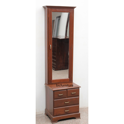 Wooden Furniture Design Dressing Table : Elegant Dresser with Drawers  Dressing Tables for Indian Homes by BIC