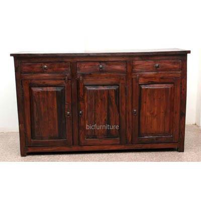 Sleeperwood cabinet rustic style (1)
