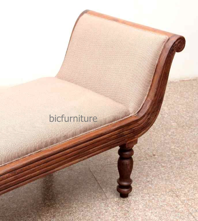 Teakwood Divan Sofa Set