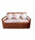 Teakwood elegant sofa sum bed (2)
