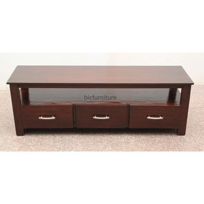 Teakwood tv cabinet (1)