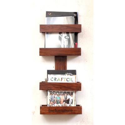 wooden_magazine_rack_mumbai