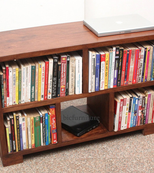 Buy Bookshelf India 28 Images Silver Pine Stairy
