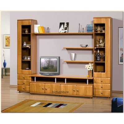 Wooden Tv Showcases to pin on Pinterest