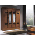 sliding_ wardrobe_ teakwood _glass  (1)