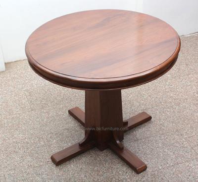 Round_pillar_teakwood_dining_table