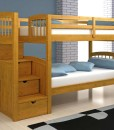 bunk_bed_kids_Teak_Plywood