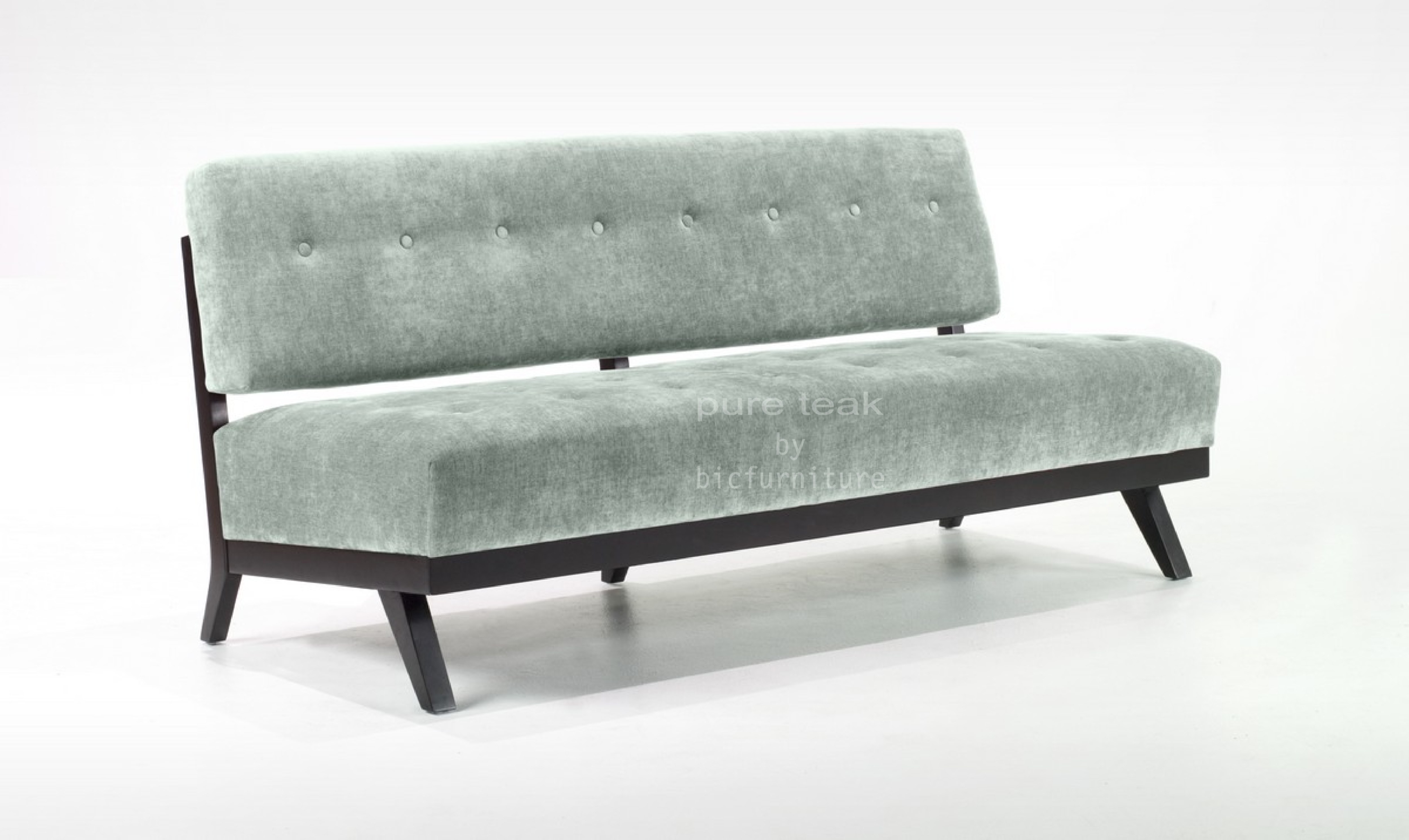 Modern design 3 seater sofa without handles FOS 3 Details