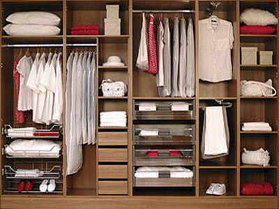 Indian wardrobe interior designs for Sliding wardrobe interior designs