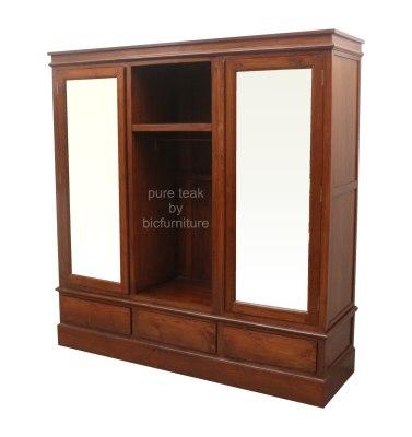 wooden_3_door_wardrobe_with_mirror