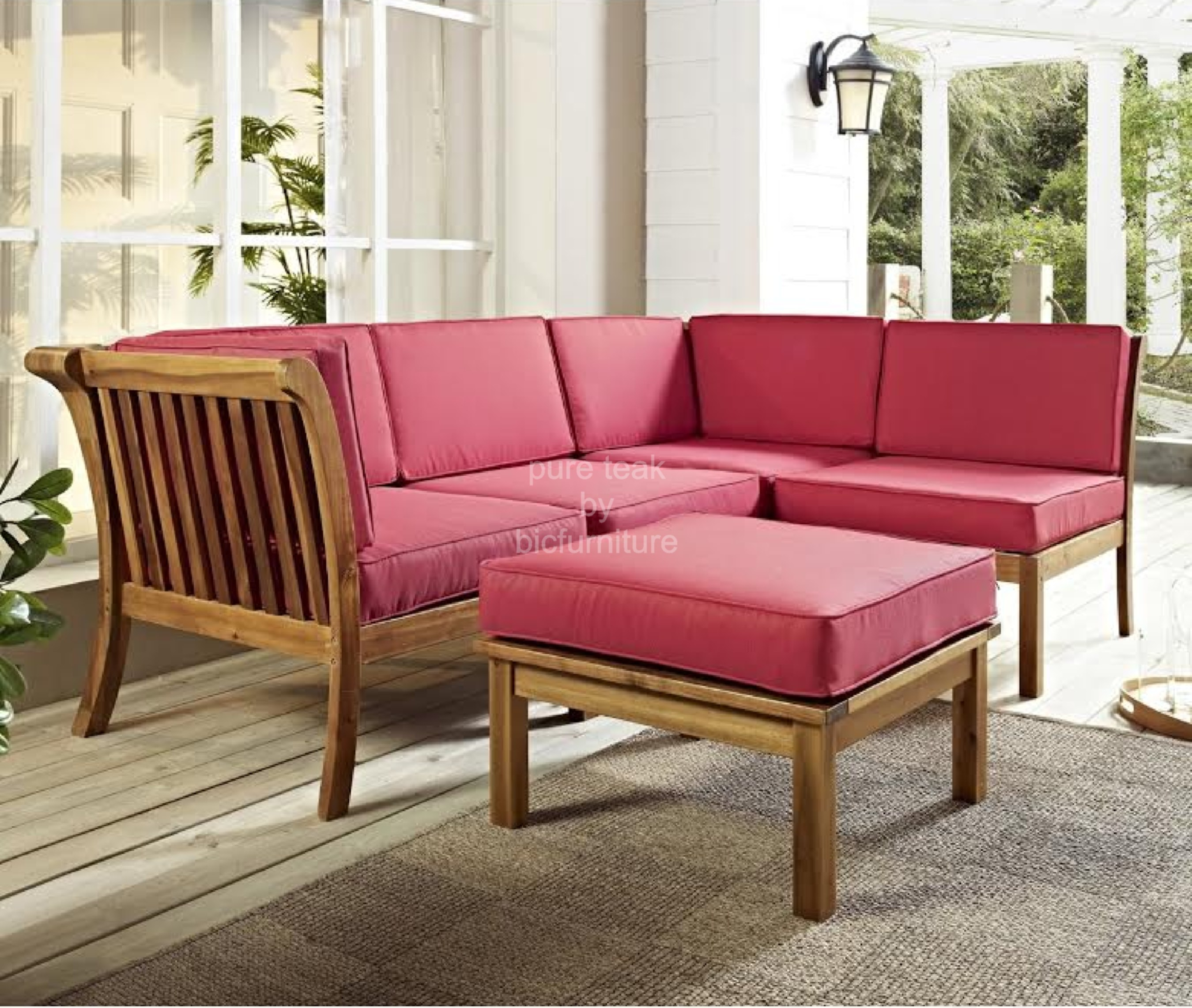L Shape Sofas Archives Wooden Furniture in Teak wood Sofa