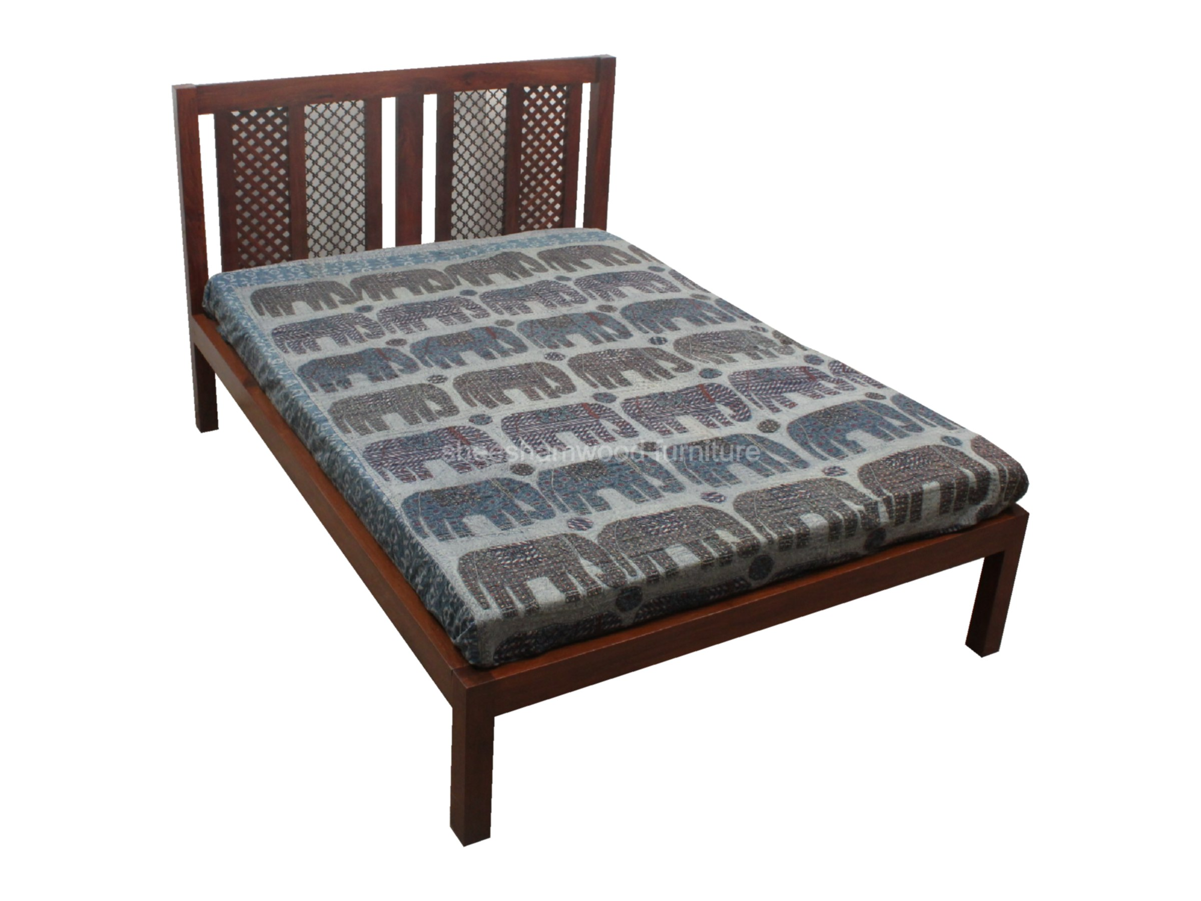 Indian modern double beds - Indian_beds_mumbai