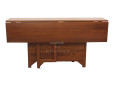 Teak_wood_foulding_dining_table