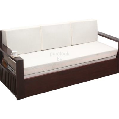 contemporary_storage_teak_wood_sofa_cum_bed_dark_finish