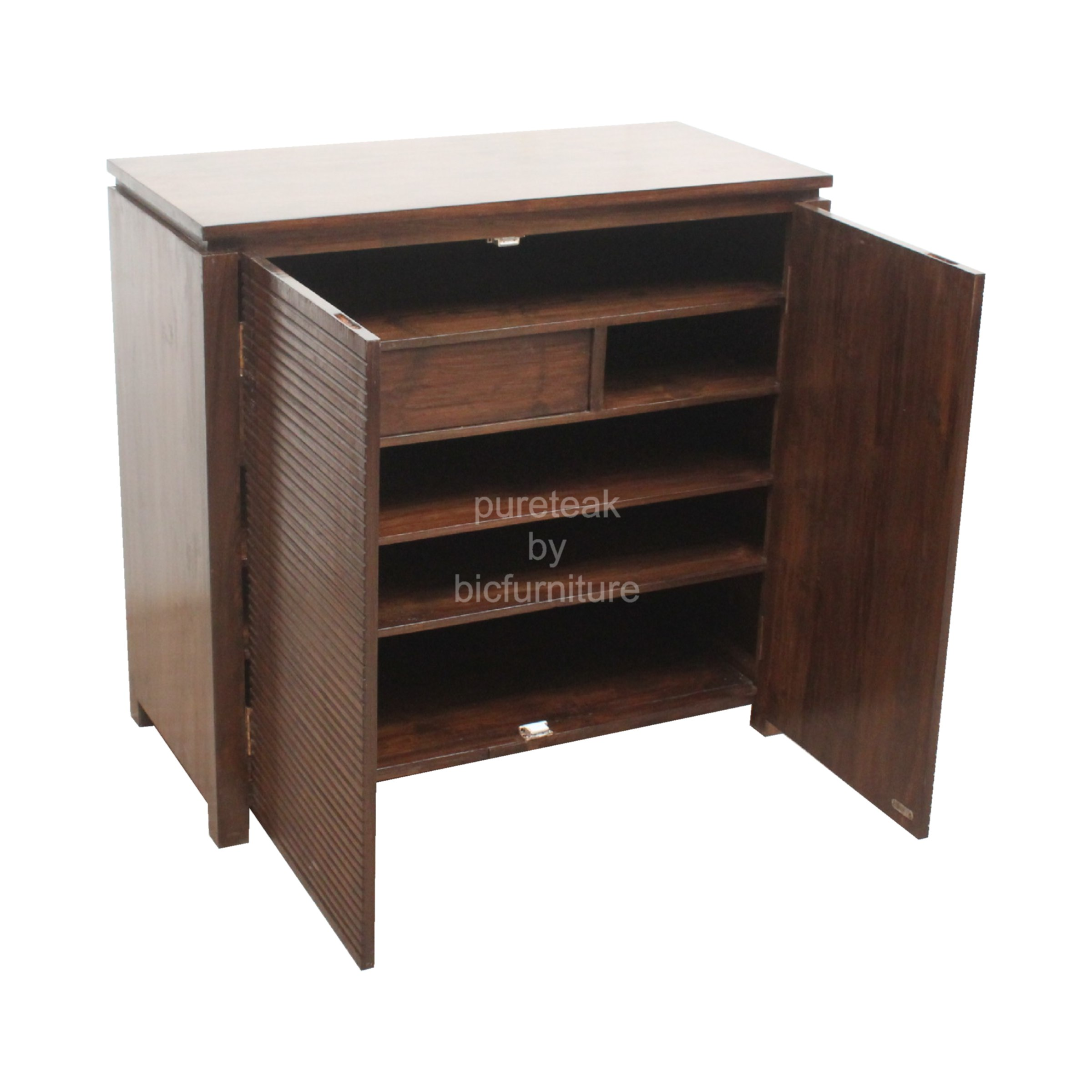 Superb img of door solid wood shoe rack with #654739 color and 2400x2400 pixels