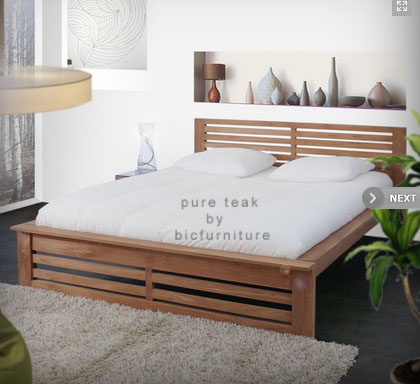 Modern King Size Bed Which Enhance Your Bed Room