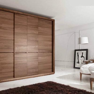 contemporary-wardrobe-wood-sliding-door-