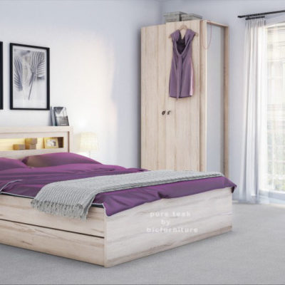 Bed_room_set_in_pure_teak_wood_in_white