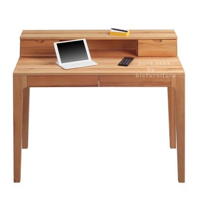 Pure_teak_wood_writing_table