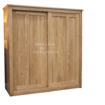 Two_door_sliding_wardrobe_in_pure_teakwood_for_mumbaikar_for_size_consumption