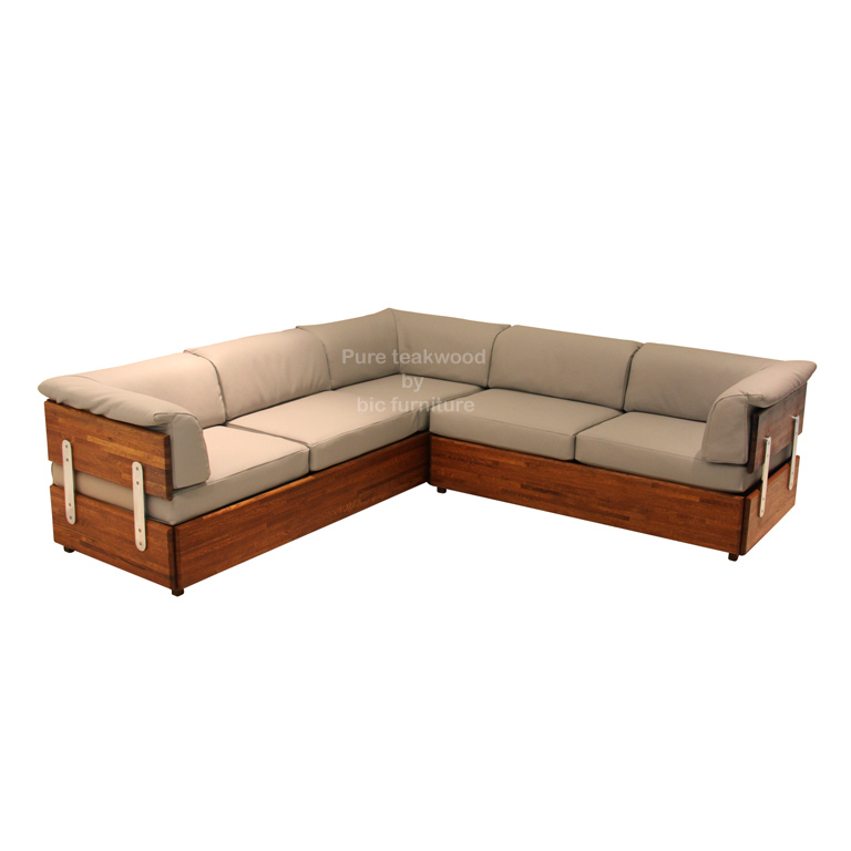 Indian Sofa Sets Ws 74 Modern Style Teakwood Wooden Sofa
