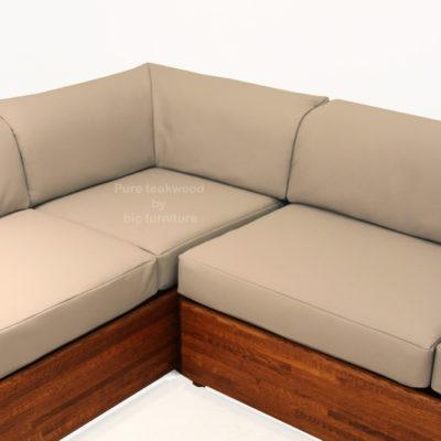 Stupendous Ws 74 Modern Style Teakwood Wooden Sofa Download Free Architecture Designs Grimeyleaguecom