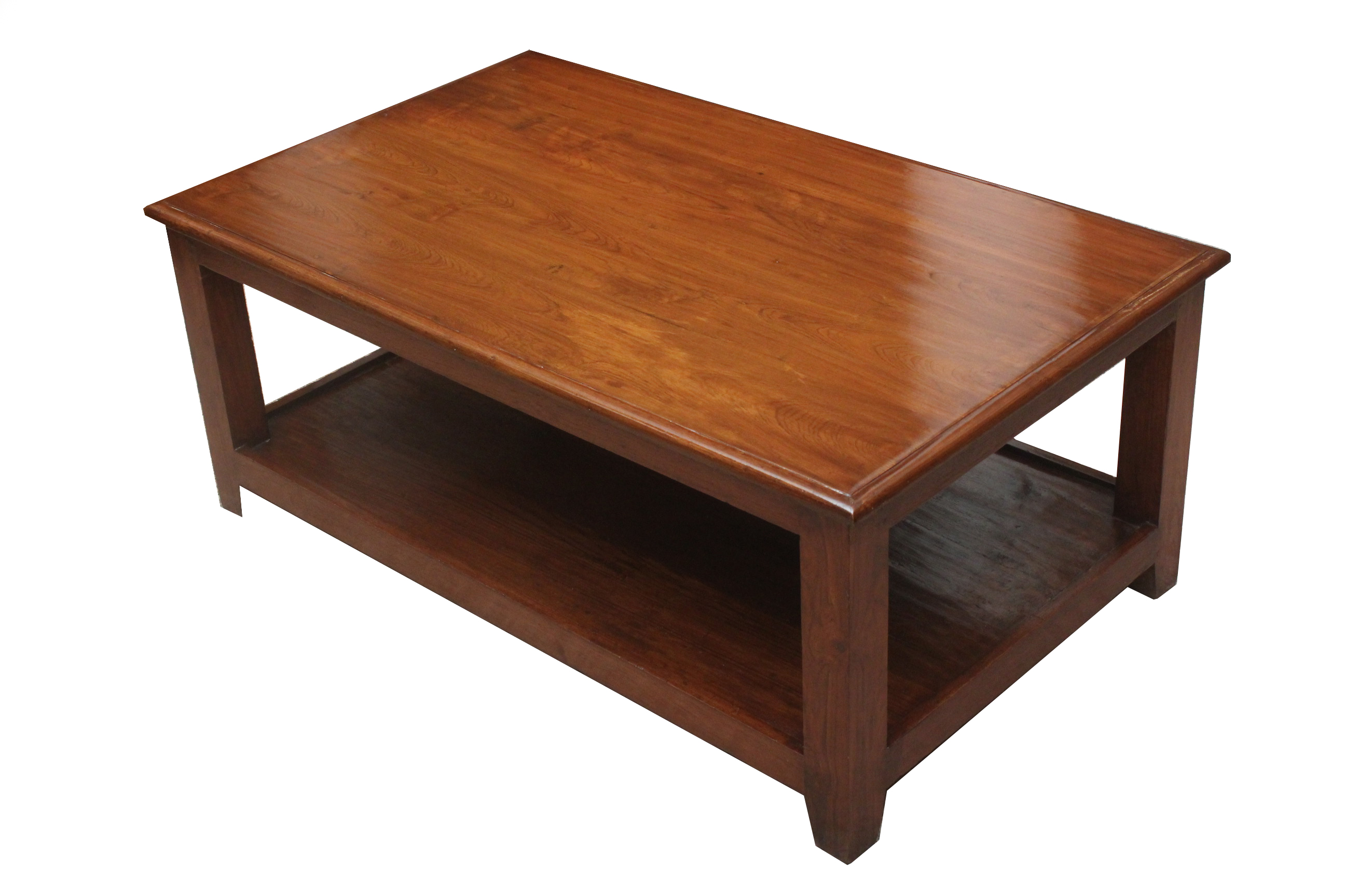 Teakwood Coffee Table CF 1 Details