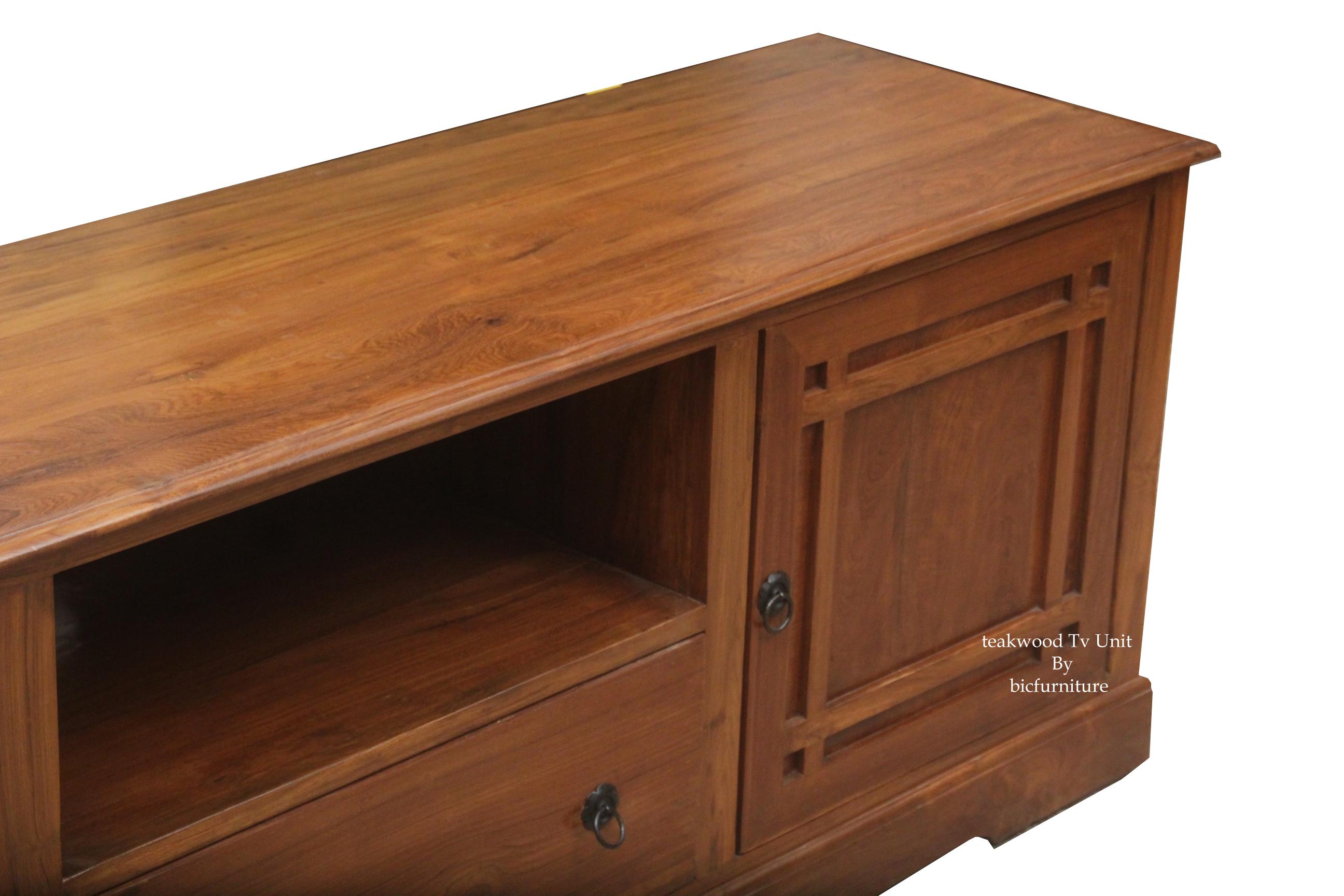 Teakwood Tv Cabinet Tv 150