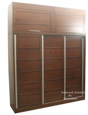 teakwood wardrob